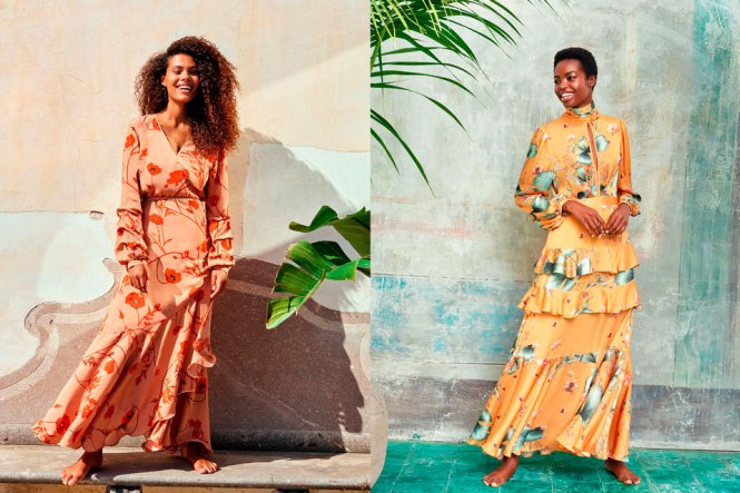 Vestidos de Johanna Ortiz para H&M