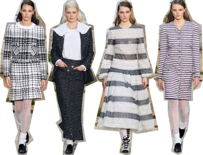 Desfile Chanel Alta Costura primavera verano 2020