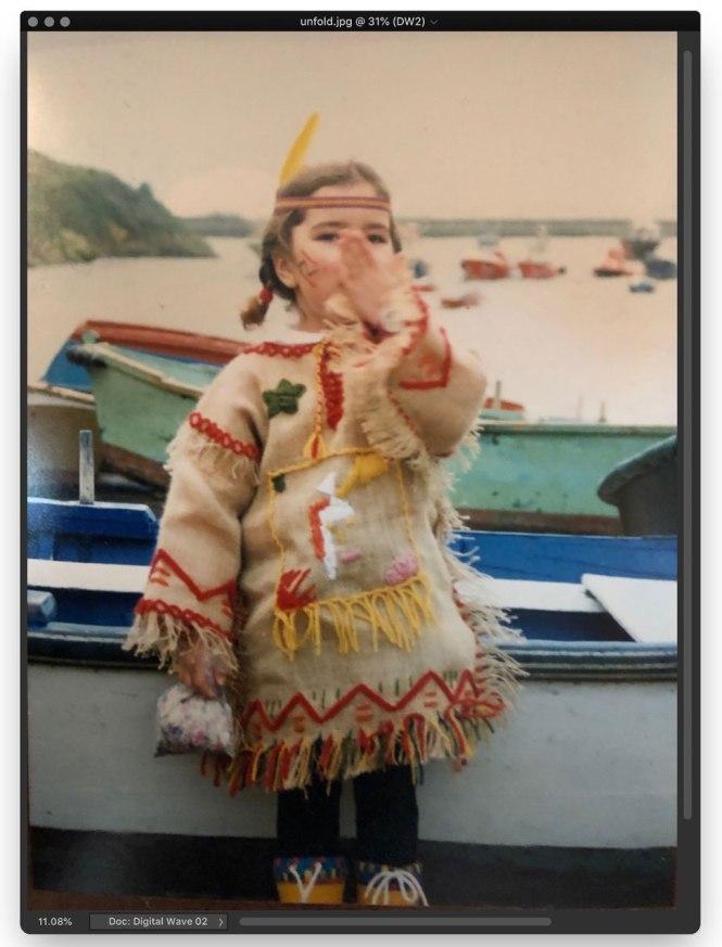 Disfraz 1996
