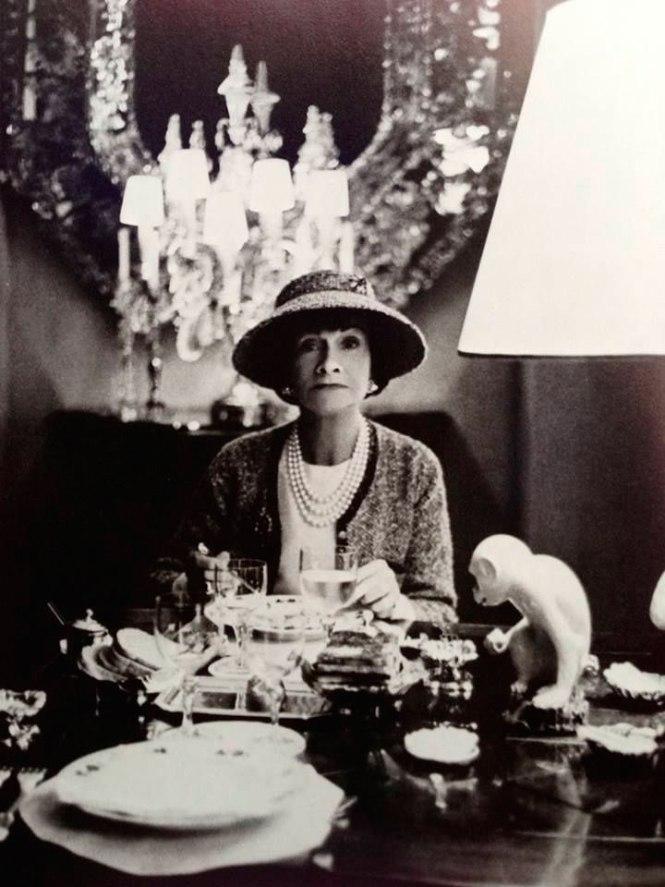 Gabrielle Boheur Chanel