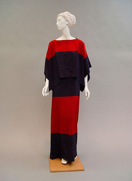 Evening Dress Paul Poiret 1922-23