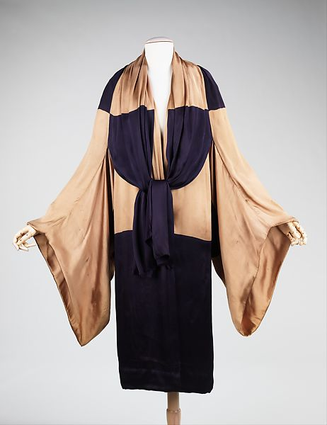 Evening Coat Paul Poiret 1925