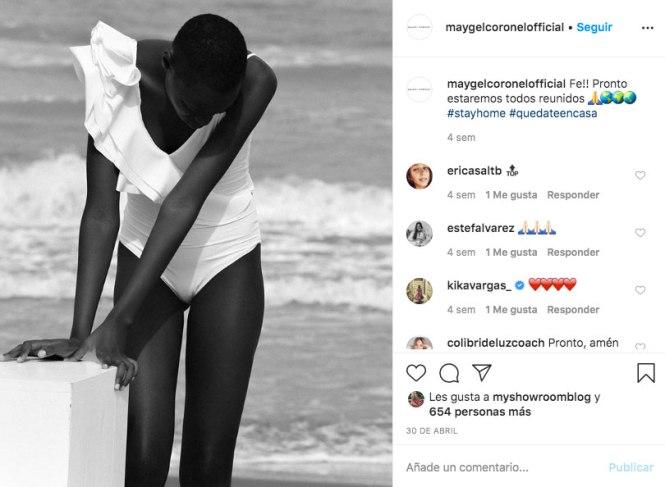Marcas de baño colombianas: Maygel Swimwear