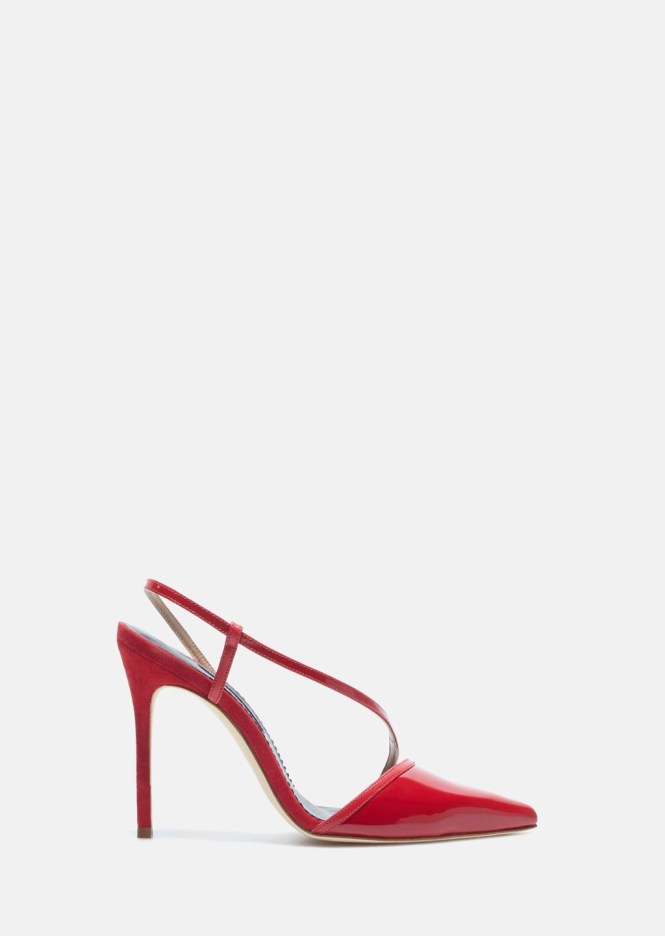 Zapato salón Carolina Herrera