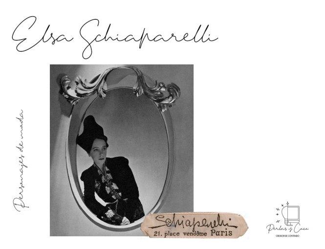 Personajes de moda: Schiaparelli