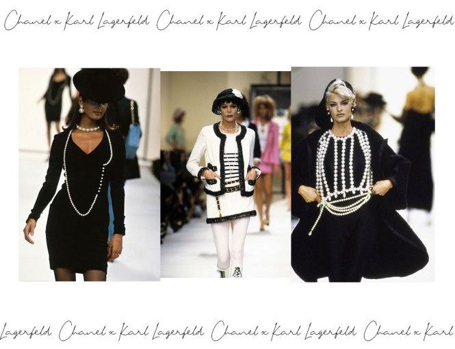 Chanel por Karl Lagerfeld