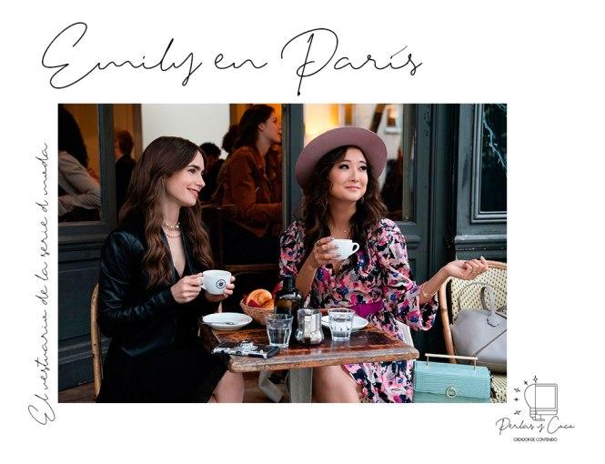 Emily en París, analizamos su vestuario.