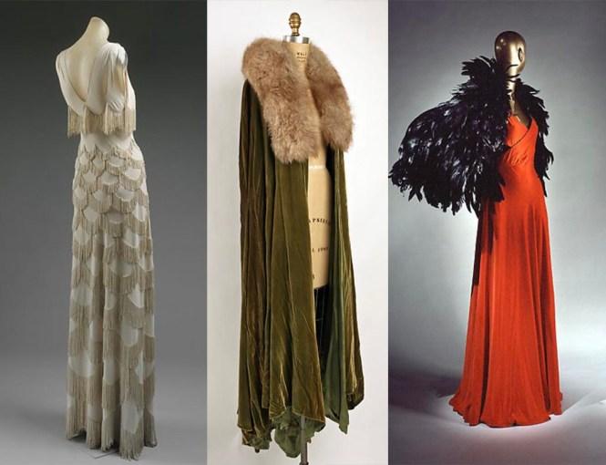 Diseños de Vionnet para el Met
