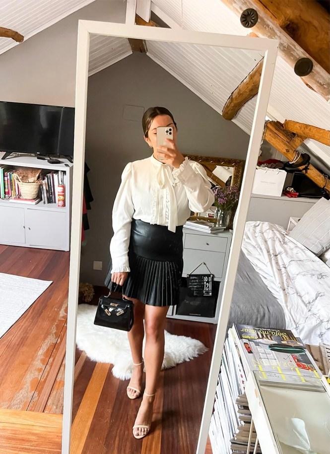 Falda tablas Femme Luxe