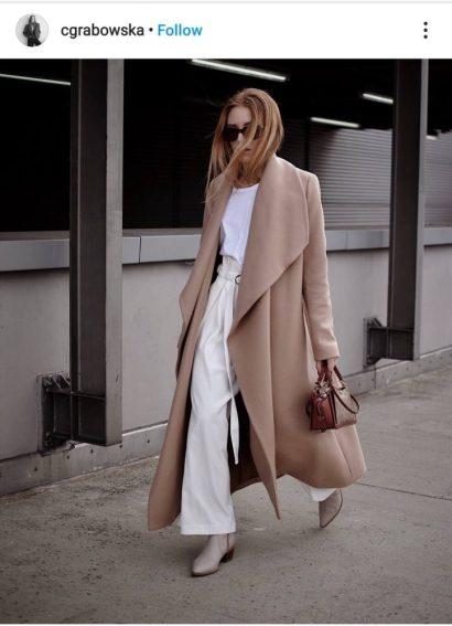 stiliaus idėjos, maxi paltas