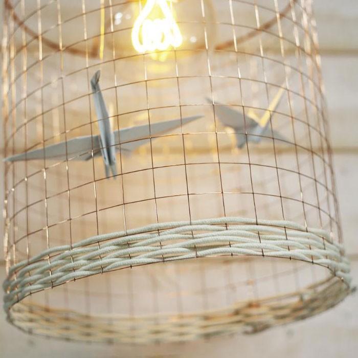 rouleau de grillage decoratif cuivre graine creative pour loisirs creatifs x1