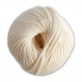 Coton Natura XL DMC - Pelote coton Ivoire (n°03) x 75m