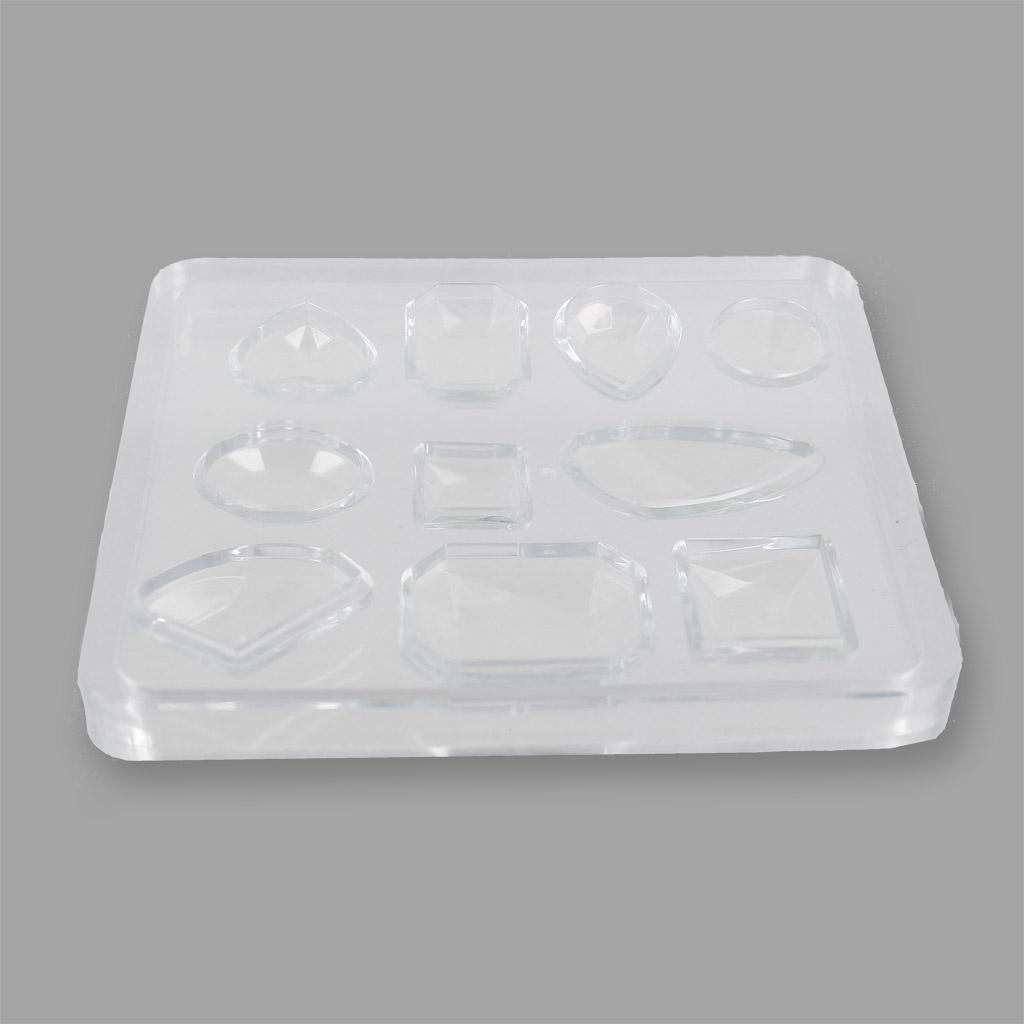 mini moule silicone pour realiser des cabochons