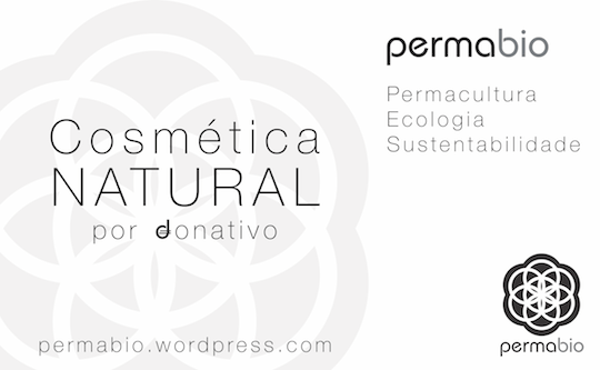 Cosmética Natural por Donativo copy