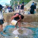 miscelare cob argilla sabbia