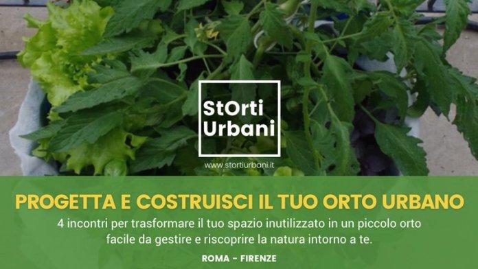 progetta e costruisci orto urbano