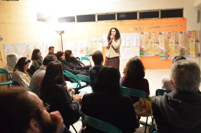 Francesca scafuto progetto di urbanistica partecipata