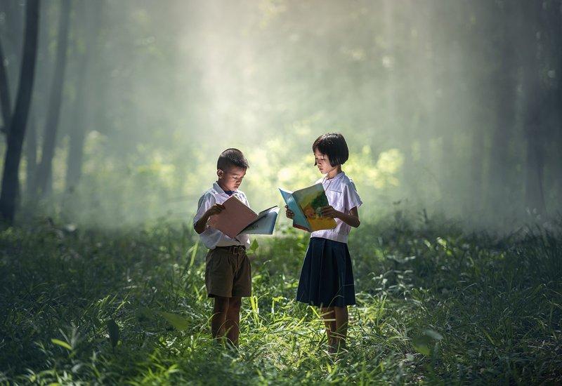 Andare verso il Cambiamento:  Nuova Educazione ed Ecovillaggio