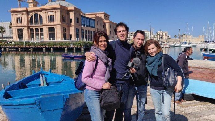 Francesca Della Giovampaola, Filippo Bellantoni, Simone Cannone e Elena Tioli