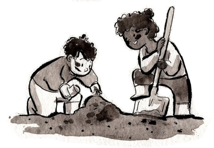 manuale permacultura bambini suolo
