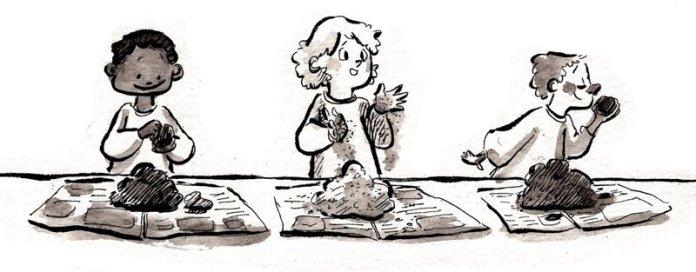 permacultura scuole bambini