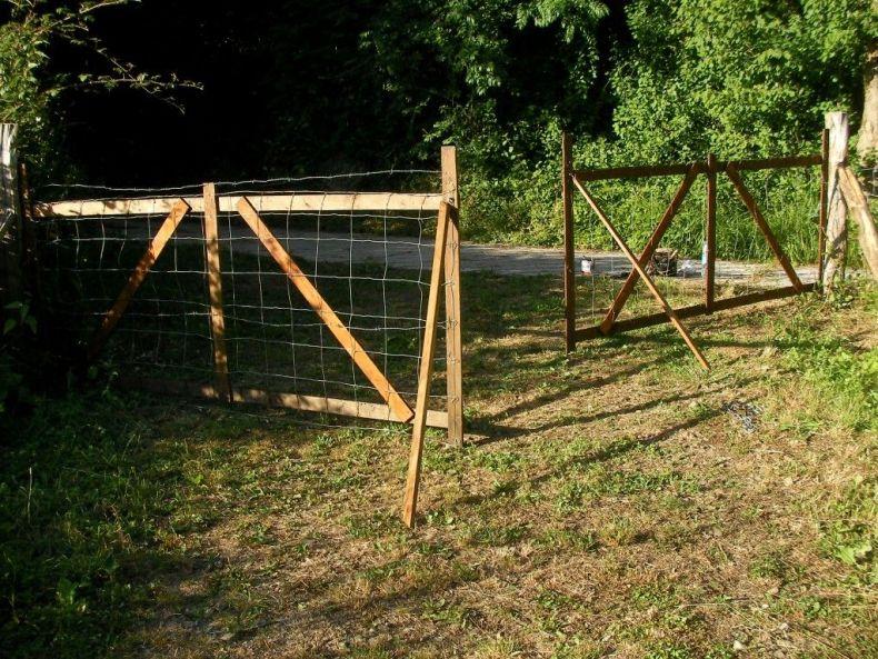 Puerta acceso 2008