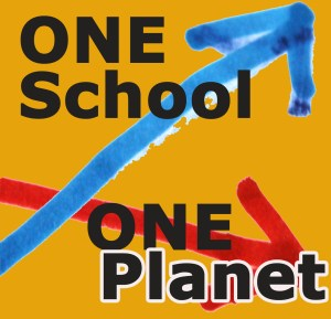one school one planet idea