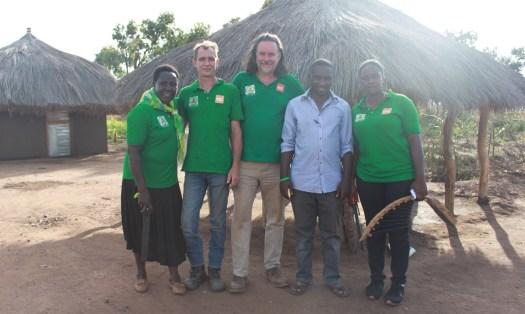 s39 team permaculture uganda