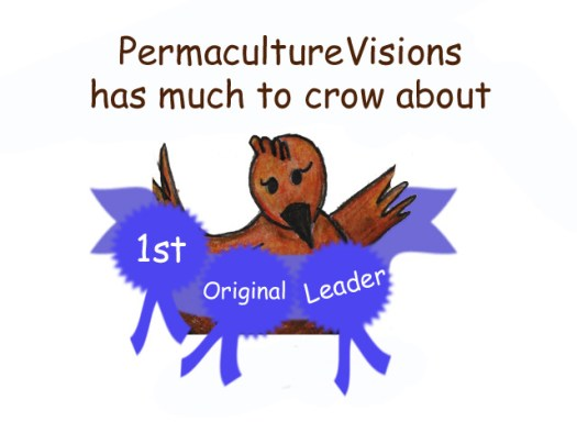 we have a lot to crow about