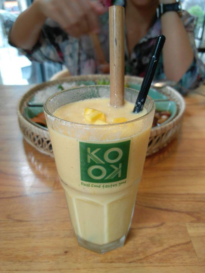 Mango Tango Smoothie - 49k VND
