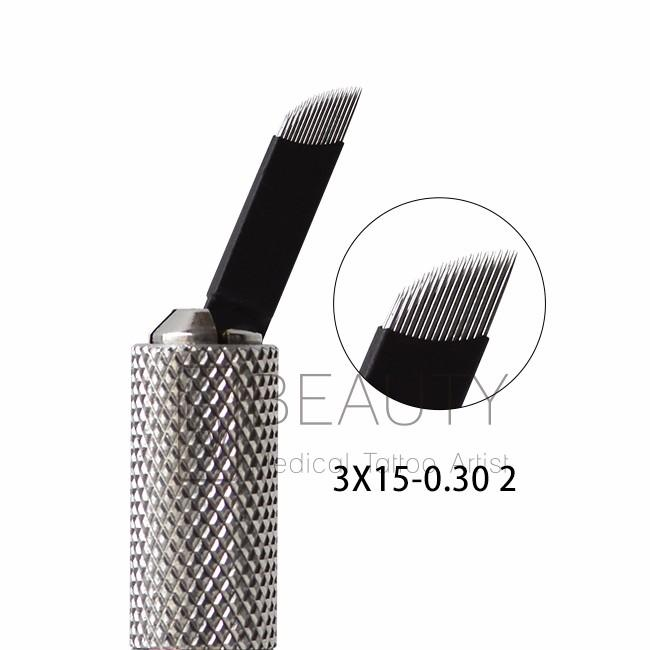 Lip microblading Brand New Semi Permanent Make Up Microblading Flexible Blades For Lip color