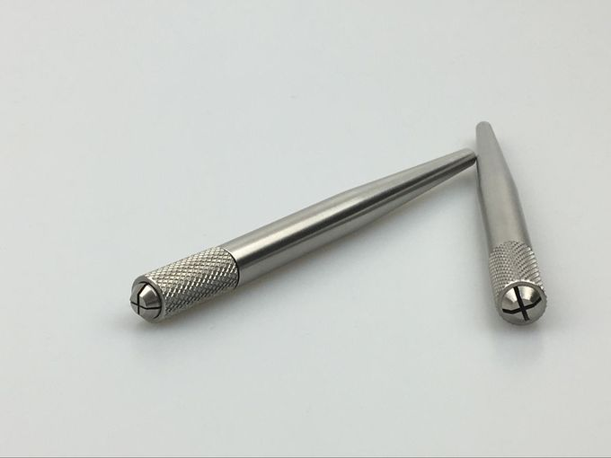 Medical Standard Stainless Steel Microblading Blades Holder for Autoclave Sterilization