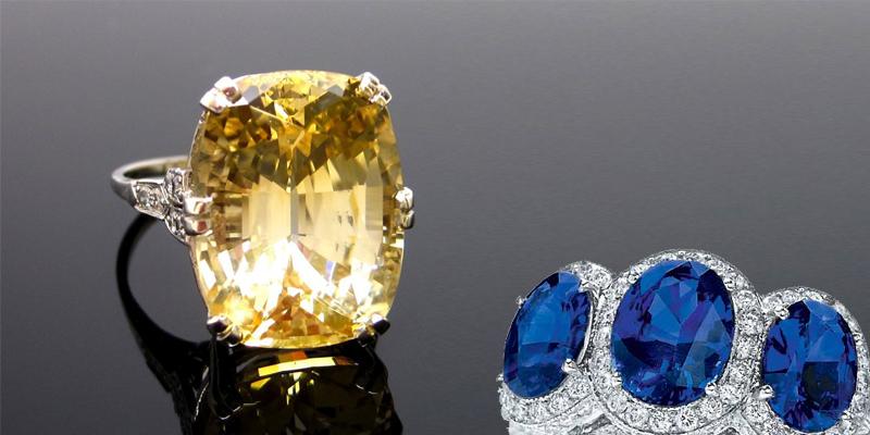 jual batu sapphire asli bersertifikat