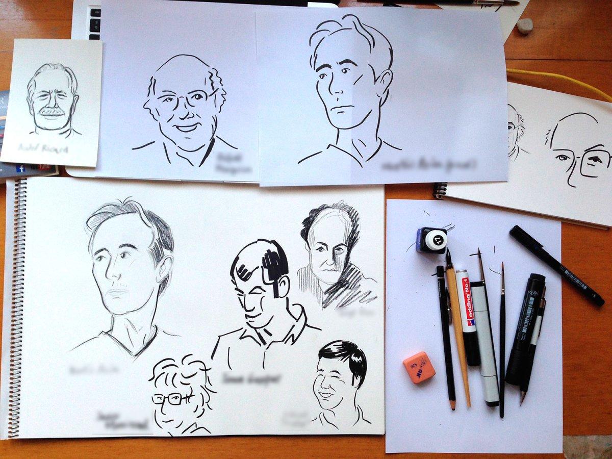 Retratos para Mobles 114