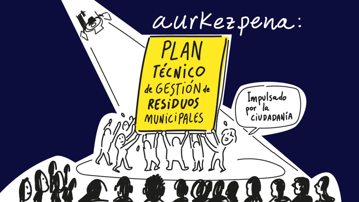 Presentación del Plan Técnico de Gestión de Residuos Municipales de Gipuzkoa