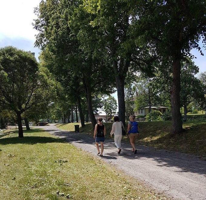 Kylskåpet ekar tomt, semester och LCHF Events i Säffle