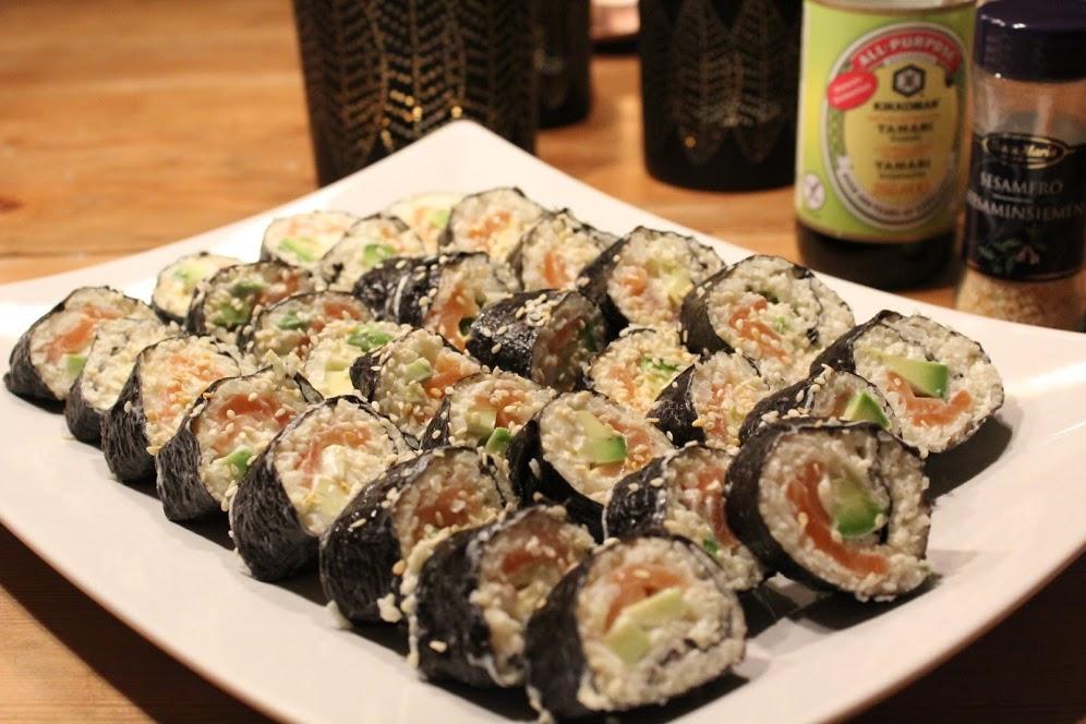 Har du gjort LCHF Sushi ännu?
