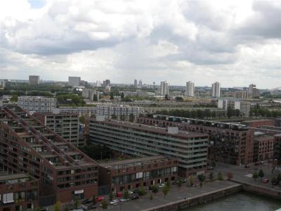 Rotterdam stadsgezicht