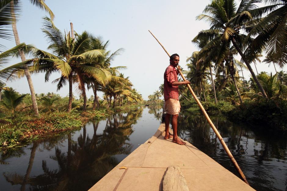 Kerali w Indiach