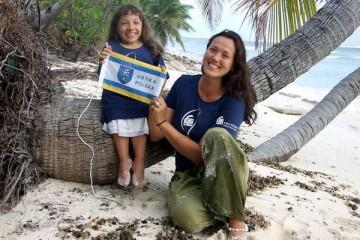 W trakcie rejsu Natasza przygotowała i przeprowadziła dwie akcje charytatywne.
