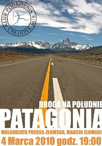 Plakat Patagonia