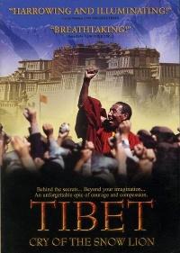 Plakat Tybet