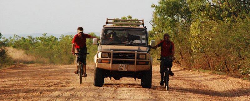 Afryka Nowaka w Południowym Sudanie. (Fot. Edyta Kijewska)