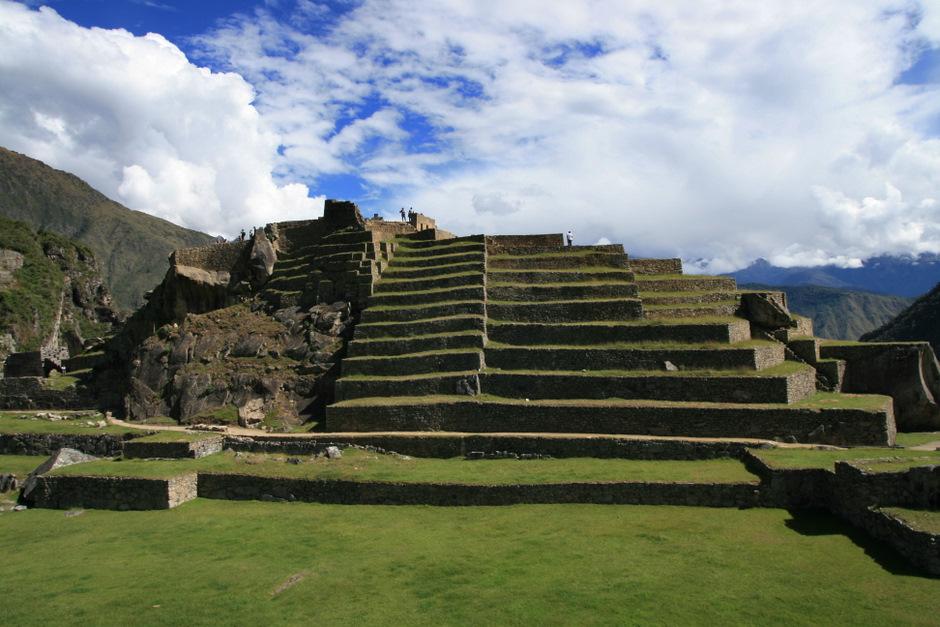 Tarasy Machu Picchu. (Fot. Kuba Fedorowicz)