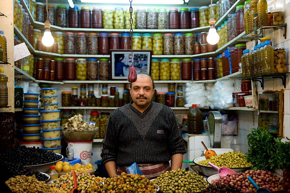 3. MAROKO, Fez. Woreczek oliwek za niespełna 2 dirhamy, czyli 70 groszy. (Fot. Jarek Noga)