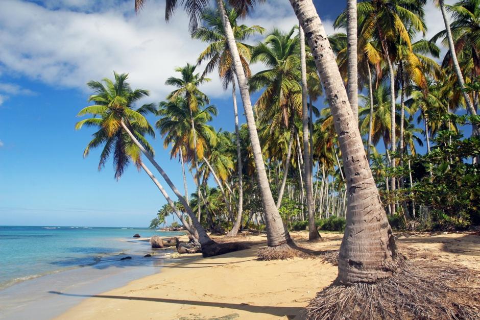15. DOMINIKANA, Playa Bonita. Kilka dni na rajskiej plaży na pewno pozwoli się zrelaksować i odpocząć. (Fot. Ewa Serwicka)
