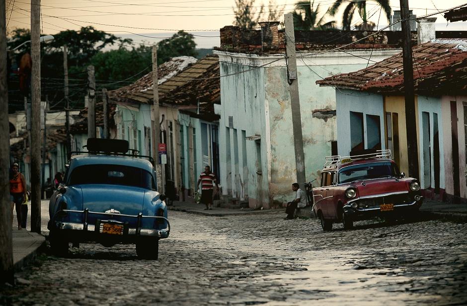 KUBA, Trynidad. Popularność Trynidadu znacznie wzrosła po opublikowaniu fotoreportażu z tego miejsca w jednym z wydań National Geographic. (Fot. Agnieszka i Mateusz Waligóra)
