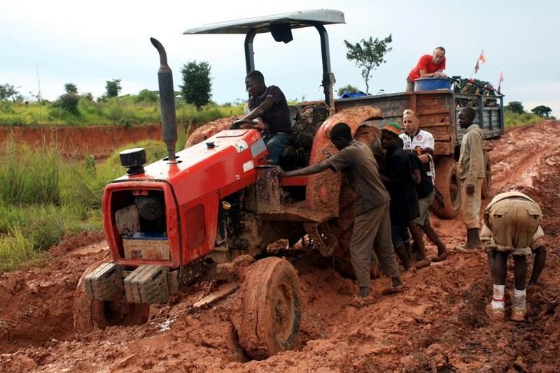 Afryka Nowaka w Angoli