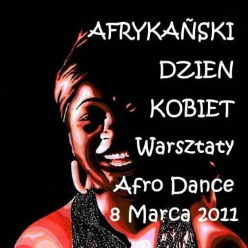 Afrykański Dzień Kobiet - warsztaty Afro Dance