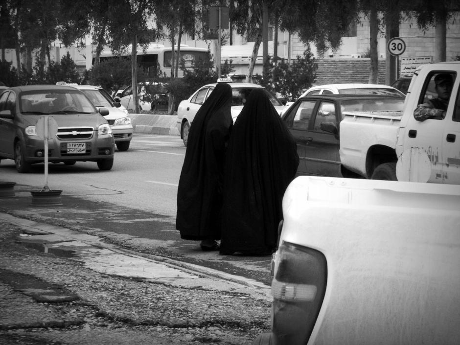 6. IRACKI KURDYSTAN, Erbil. Kobiety w czadorach nie są tutaj częstym widokiem. (Fot. Katarzyna Komorek)